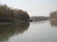 View of River Jhelum